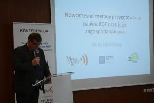 Prezydenta Miasta Elbląga - Pan Witold Wróblewski