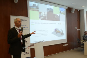 Prezes Biogreen i ETIA – Pan dr Olivier Lepez